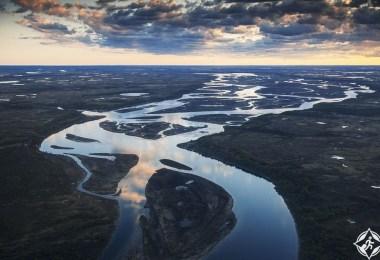 الأنهار المتداخلة10