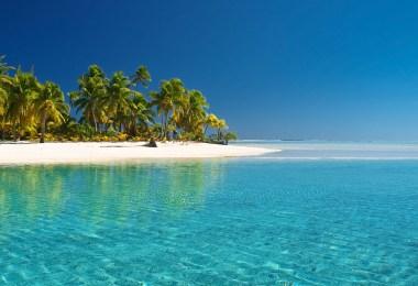 شواطىء جزر كوك