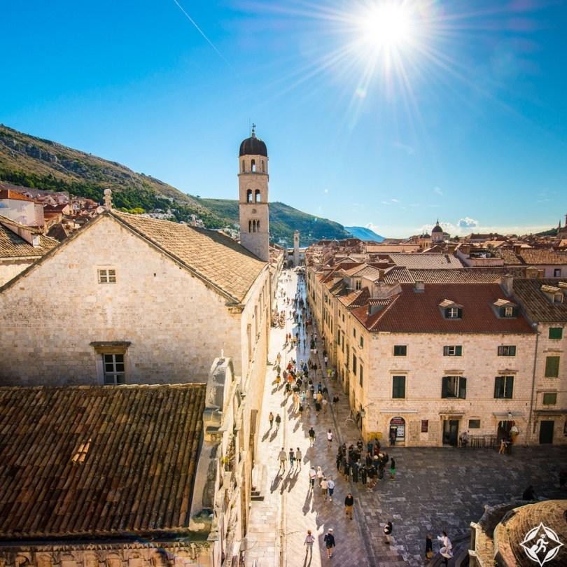 تاريخ كرواتيا