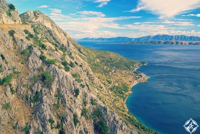 مناخ كرواتيا