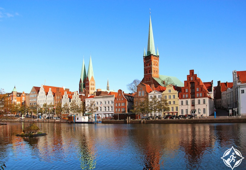 لوبك - افضل مناطق سياحية في المانيا