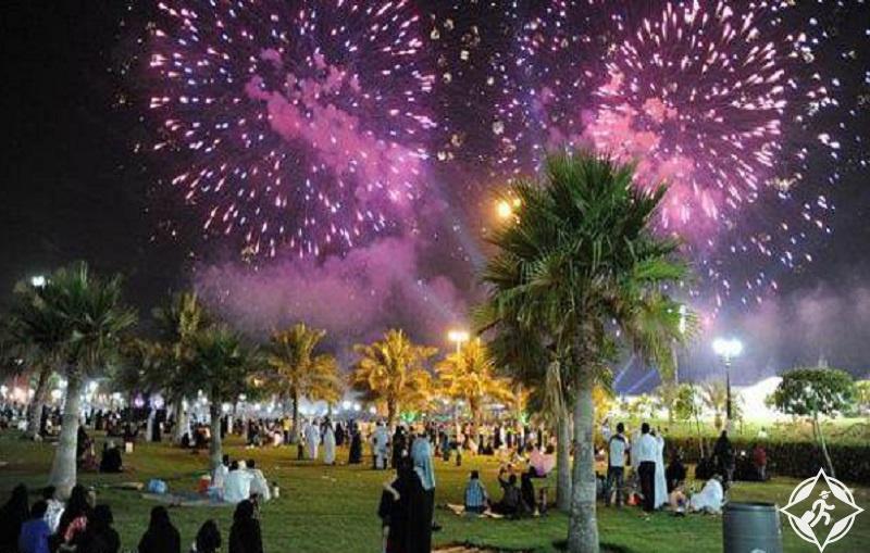 عيد الفطر في الرياض.. 160 فعالية، واحتفالات متنوعة