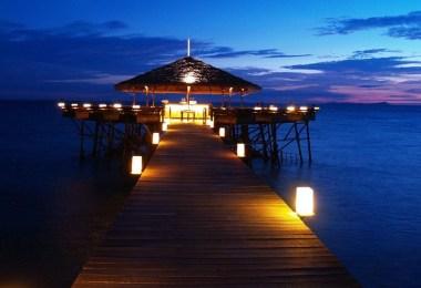 جزيرة تيومان ماليزيا منتجع جابامالا