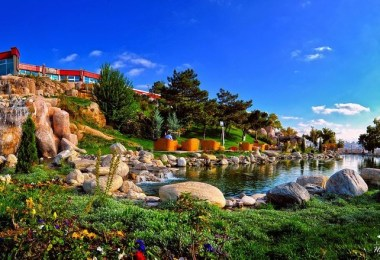 حديقة إيلينجي ييل باركي