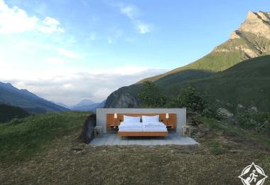 فندق بدون حوائط أو سقف 2
