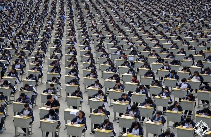 الامتحانات في ييتشوان