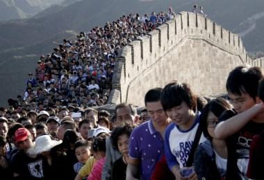 عطلة الأسبوع الذهبي في الصين