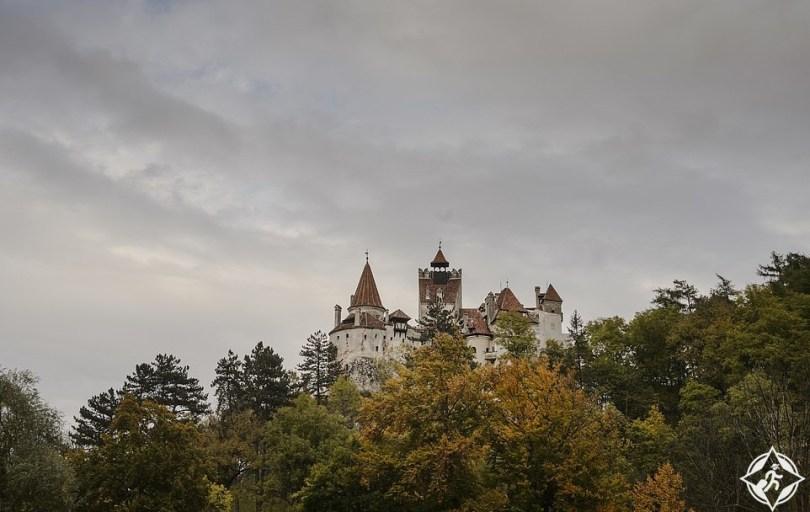 Travel Romania Dracula's Castle