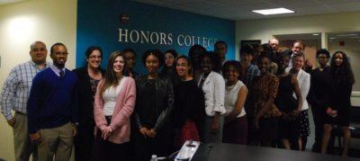 Capstone research program brings Baltimore high school students to UMBC – UMBC NEWS