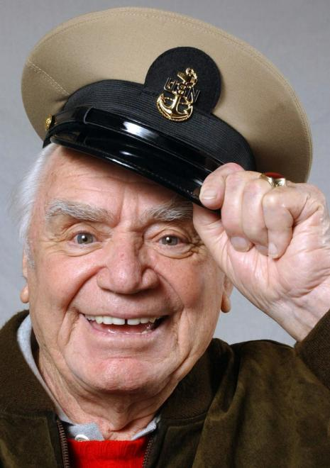Remembering Ernest Borgnine