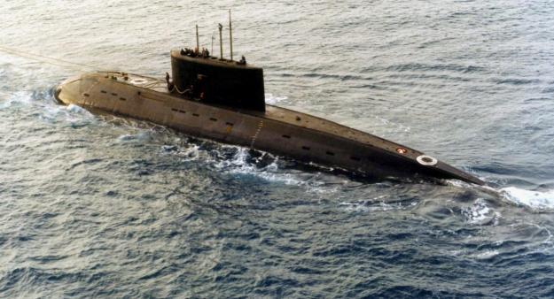 Kilo class submarine Yunes