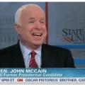 "Sen. John McCain on Sunday's CNN ""State of the Union."" CNN"