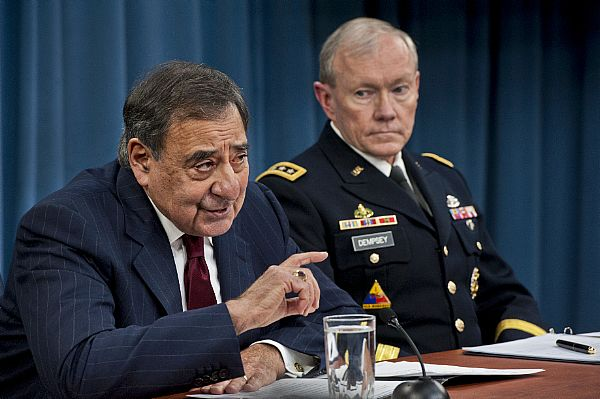 Panetta to Congress: DoD Civillian Furloughs Coming