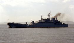 A Project 775 ship. DoD Photo