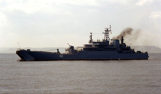 Russian Ships To Syria Don't Mean Much