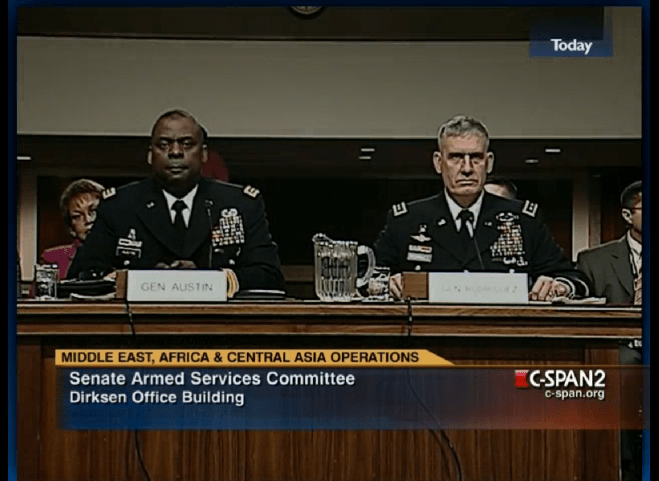 Senate Confirms New Leaders for CENTCOM and AFRICOM