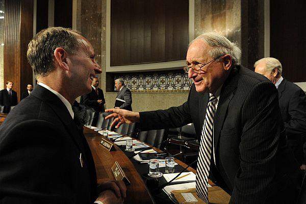 Senate Defense Leaders Want New Medal Ranked Lower
