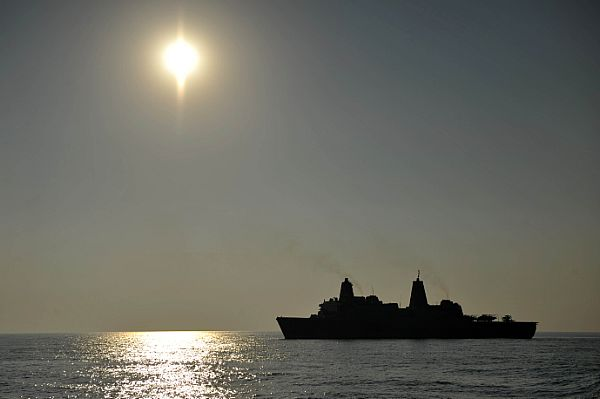 Congressman: USS New York to Mayport by December