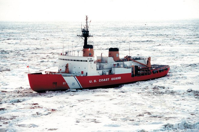 Document: Coast Guard Icebreaker Update