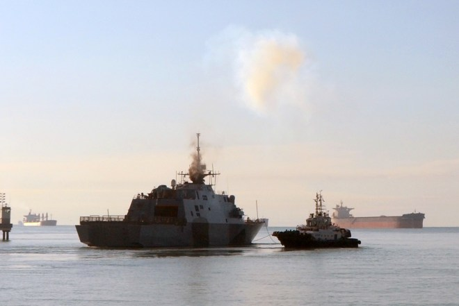 Document: HASC Readiness Committee Calls For LCS Sustainment Plan