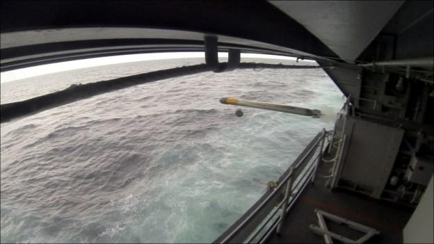 Navy Develops Torpedo Killing Torpedo