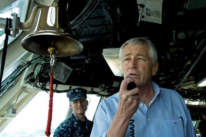 SECDEF Hagel High on LCS Amidst GAO Critique