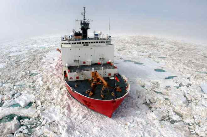 U.S. Coast Guard's 2013 Review of Major Icebreakers of the World
