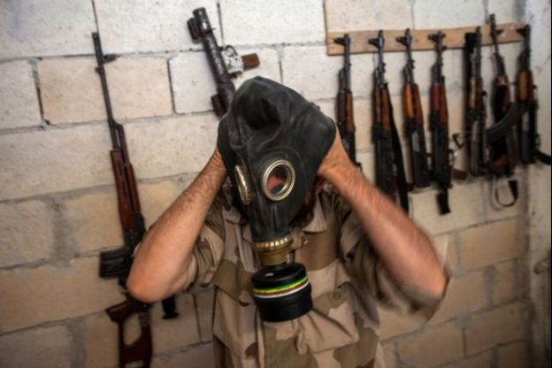 Document: Syria's Chemical Weapons