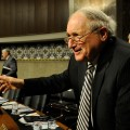 Chairman of the Senate Armed Services Committee (SASC) Sen. Carl Levin in 2012. US Navy Photo
