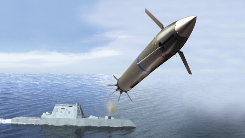 Navy's Next Generation Projectile Completes Final Set of Long Range Tests