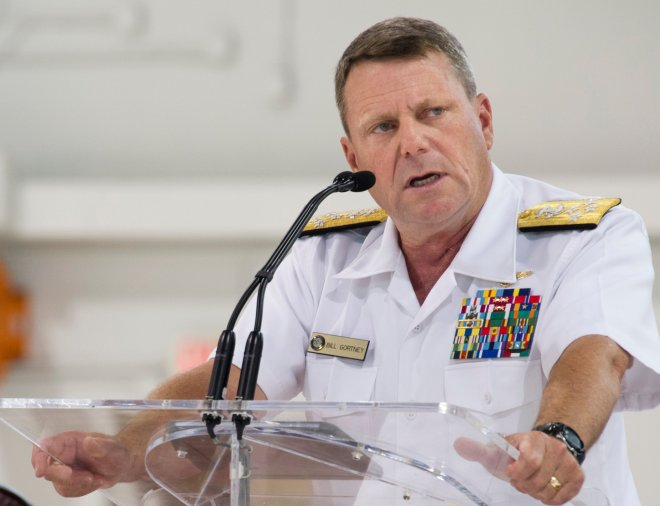 Shutdown: Adm. Gortney's Message to Fleet