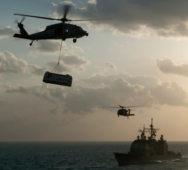 Navy to Work with Army on Next Generation Helicopter Program