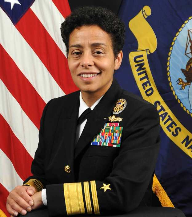 Vice Adm. Michelle Howard. US Navy Photo