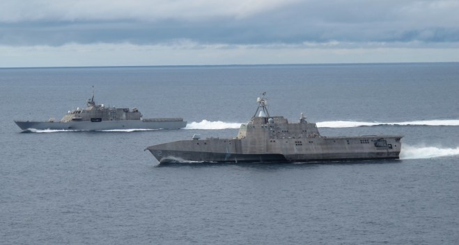 SNA 2014: 52-Ship LCS Requirement is 'Solid'