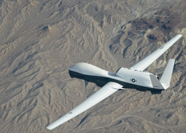 MQ-9C Trition. Northrop Grumman Photo
