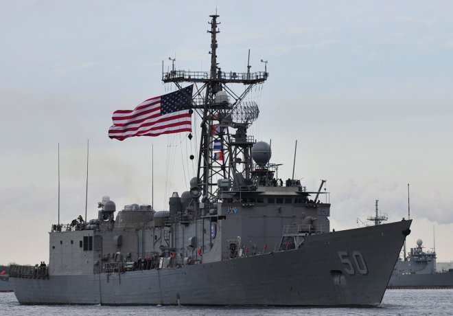 USS Taylor Returns to Black Sea, 3 NATO Ships Now in Region