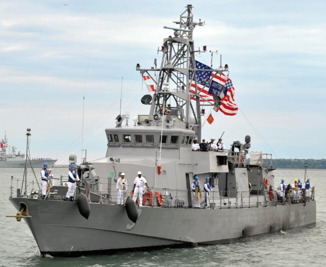 Navy Moves More Patrol Craft to 5th Fleet