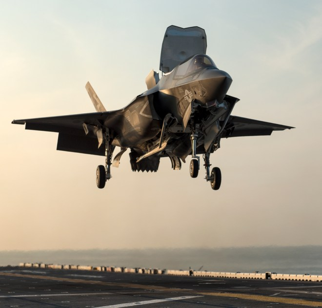 F-35 Program Office Confident Marine Joint Strike Fighter Will Be Ready by 2015