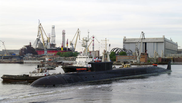 Russia Will Begin Sea Trials of New Nuclear Subs this Summer