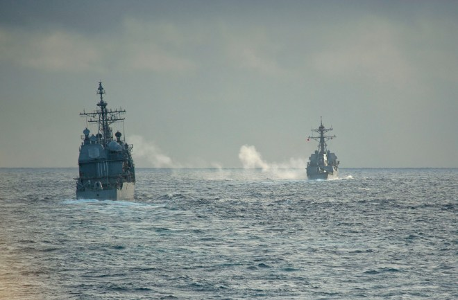 Navy Leaders: Fleet Size Could Fall to 240 Ships Without Budget Relief