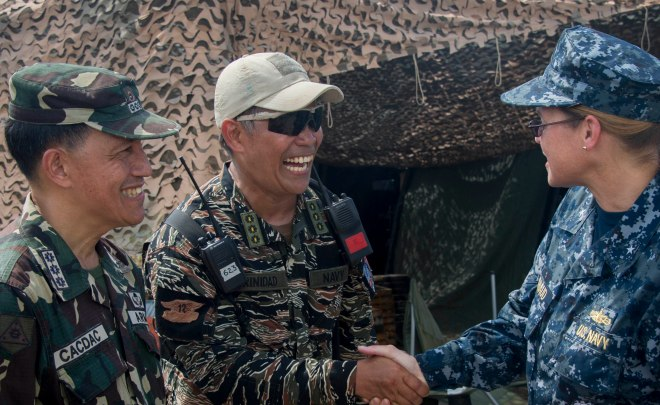 New Defense Agreement Between The Philippines and U.S. : The Basics