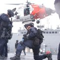 U.S. Coast Guard Maritime Security Response Team. US Coast Guard Photo