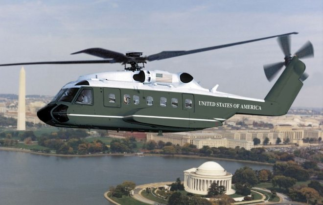 Sikorsky Wins $1.24 Billion Contract for Presidential Helo