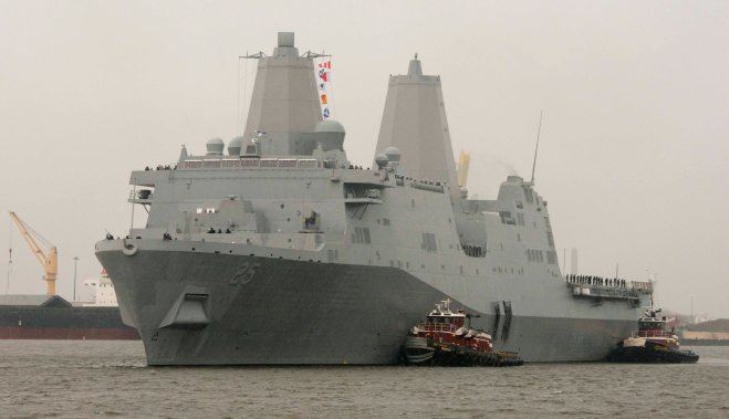 Document: Report to Congress on the Navy's Next Amphibious Warship