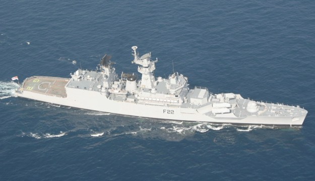 INS Ganga Indian Navy Photo