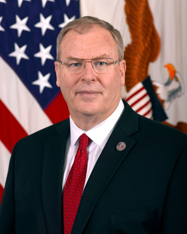 Deputy Defense Secretary Bob Work. DOD Photo