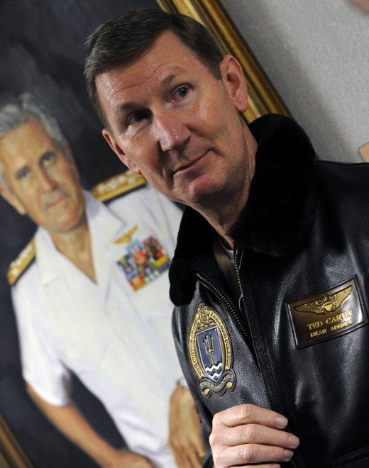 Naval War College President Tapped to Lead Naval Academy