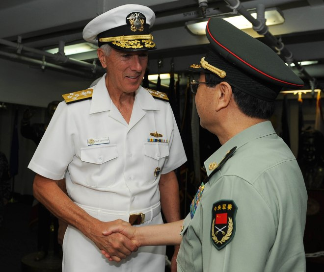 U.S. Pacific Commander: Chinese Spy Ship Off Hawaii Has An Upside