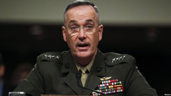 Dunford Backs Building 12th San Antonio-Class Warship