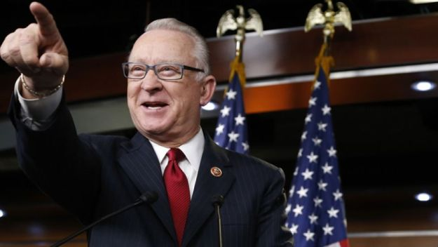 House Armed Services Committee Chairman Rep. Buck McKeon (R-Calif.). Reuters Photo